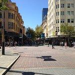 Hay St pedestrianised zone