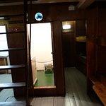 im inneren des Schifffes