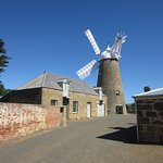 Beautiful Restored Callington Mill at Oatlands