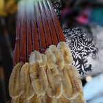 Banana drying