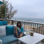 Cool spot in An Bang beach