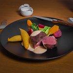 Filetsteak vom Wienerwald Weiderind mit Schupfnudeln & Marktgemüse