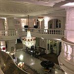 Spectacular Hotel Foyer
