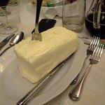 un po' di burro per i crostini