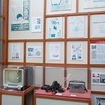 NHK福岡放送局展覽品