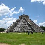 Templo de Kukulkán, Chichen Itzá, México