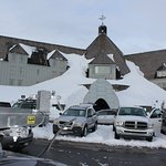 Timberline lodge -place to stay