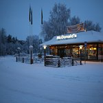 Best looking Maccas in Finland
