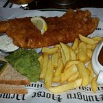 Fish and chips Friday