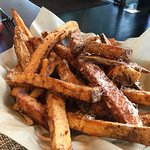 Great fries at Sapore