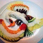 Phönix Vegetarianplatte