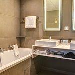 Récemment rénovée - Salle de bain de la Suite