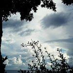 Panorama sul Mar Ligure