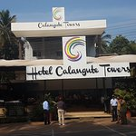 Hotel Calangute Towers Foto