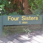 Four Sisters Walk