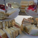 Vintage Teas...All Homemade