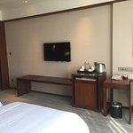 Foto de Zhongjian Yanxi Lakeview Hotel