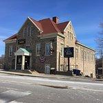 Old City Hall Tea Parlor - Building with Tea Parlor