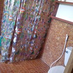Annex room - bathroom (hot and cold water works!)