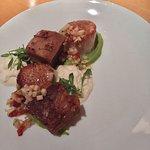 Scallops & Pork Belly