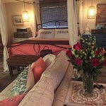 Magnolia Suite! Great for a romantic getaway. Wonderful hosts and great amenities. We will defin