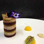Opera de foie gras de canard