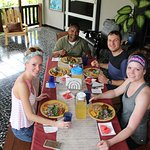 Lunch at Hanna Stables with a Private Transportation driver Ryan from Tropical Adventure Tours