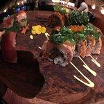 Bild från Sushi Taro