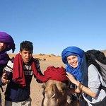 Aventura por el desierto de Marruecos