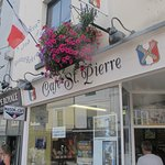 Cafe St Pierre Canterbury