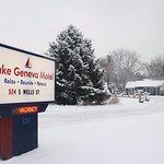 Foto de Lake Geneva Motel