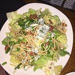 Blue Cheese Pecan Salad