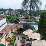 Hotel Antigua Posada Bild