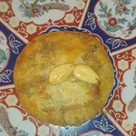 Fresh from the oven Moroccan Pastilla