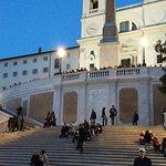 Spanische Treppe (Piazza di Spagna)