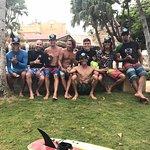 Del Soul surf instructors team
