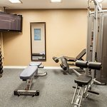 24Hrs Fitness Center
