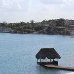 Foto de Hotel Laguna Bacalar