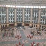 Atrium view!