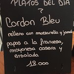 Great french food!!! You have to come and try a litter french in Santa marta! The owner its very