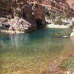 Beautiful Wadi Shab