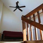 Loft...kids and teens love it! Makes the sleep total 8