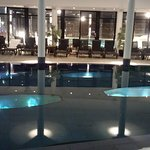 For those who don't want to try the outdoor pool in winter...