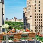 Breakfast Overlooking Central Park