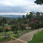 Amazing views from the Villa Rossa, a nice escape from the business of São Paolo.