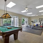 Work out room/Entertainment room
