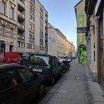 Street scene daytime