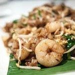 Penang Fried Koay Teow