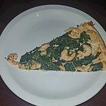 Pizza de tacacá - muito boa!