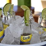 Bucket of caribs